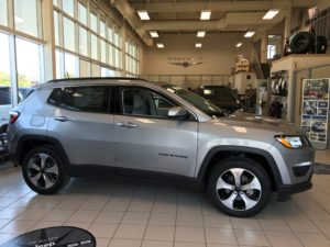 Jeep Compass Limited at Williamson Chrysler