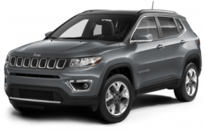 The All-New 2017 Jeep Compass