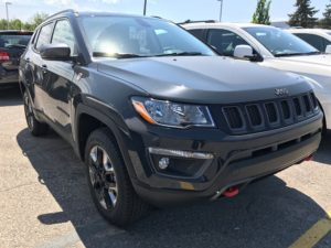 Jeep Compass Trailhawk at Williamson Chrysler
